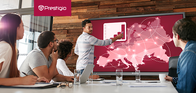 ASBIS offers new just-launched unique interactive MultiBoard from Prestigio